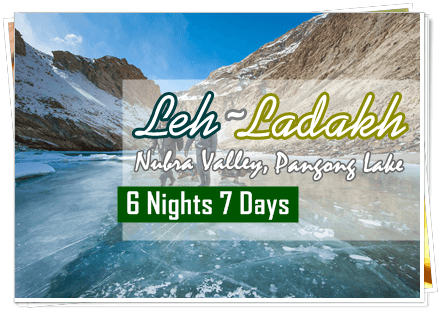 6 Nights 7 Days Leh Ladakh Tour Package