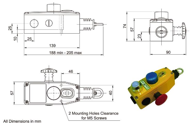 IDEM-GLM2nc1no-LED-diagram