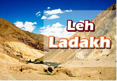 Summer Package LEH-Ladakh