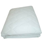 American Baby Company Organic Waterproof Quilted Crib and Toddler Pad
