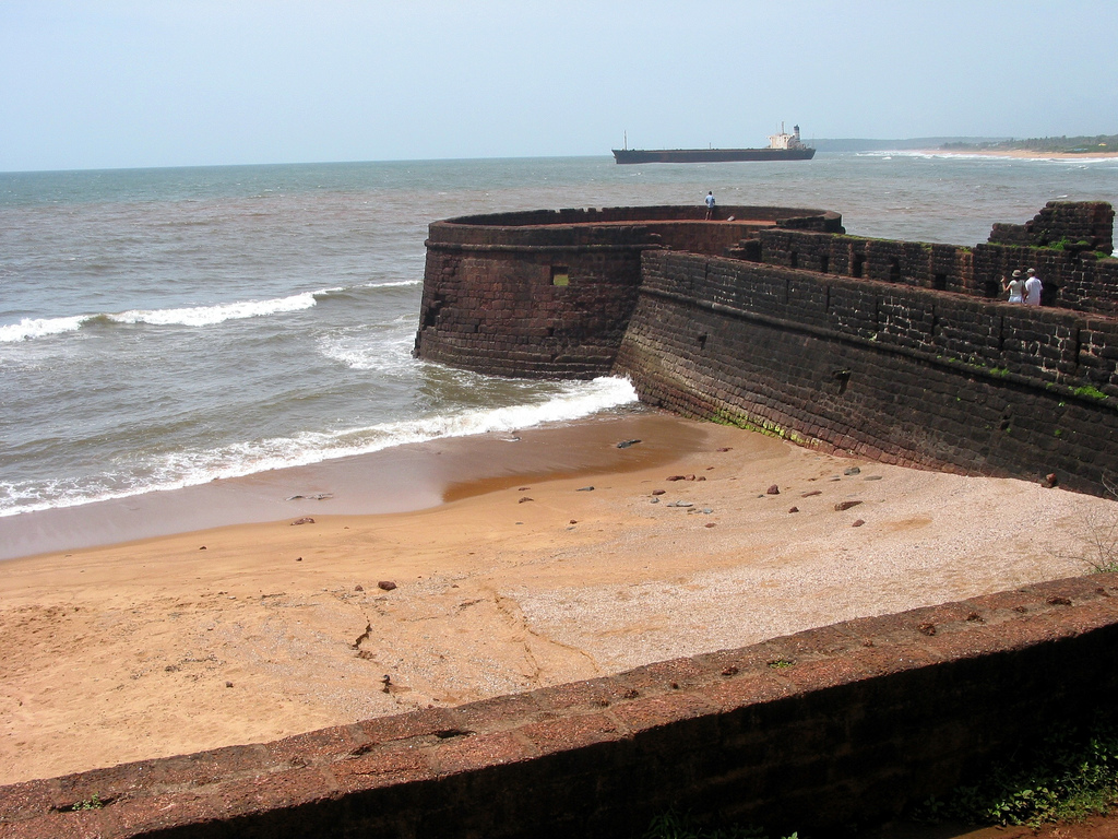 Fort Aquada Goa