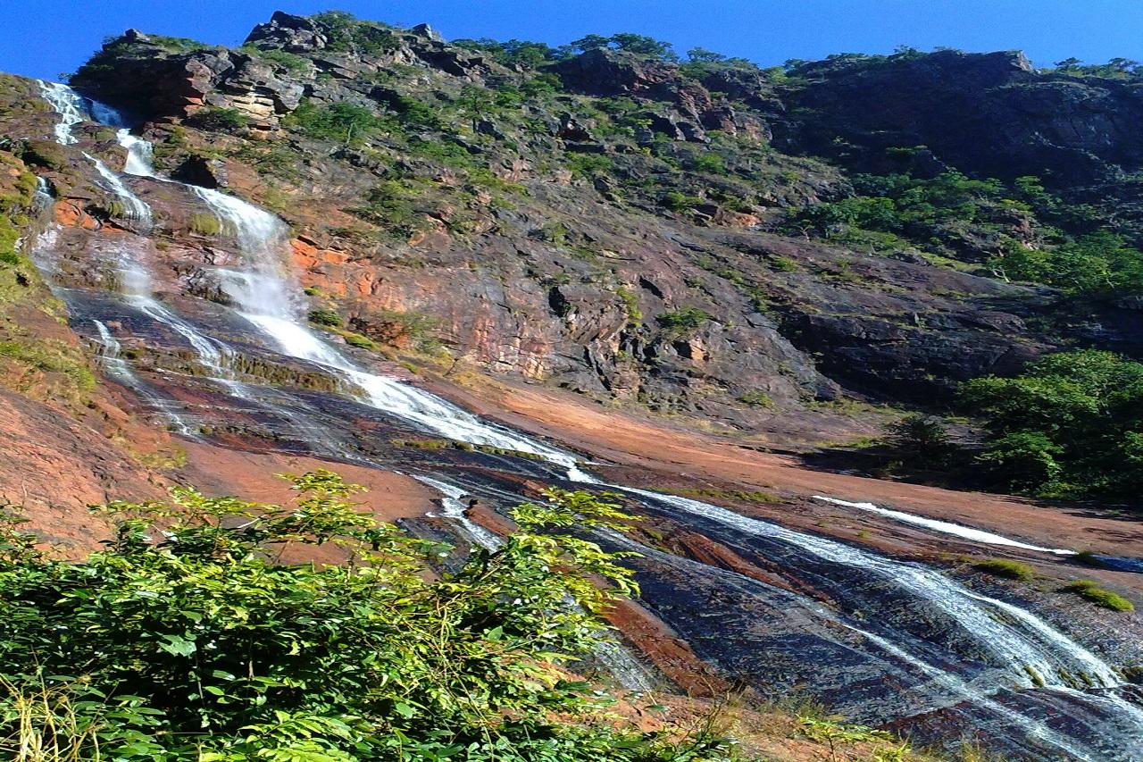 Khandadhar Waterfall