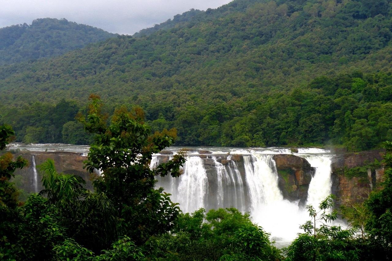 Athirapally Waterfall