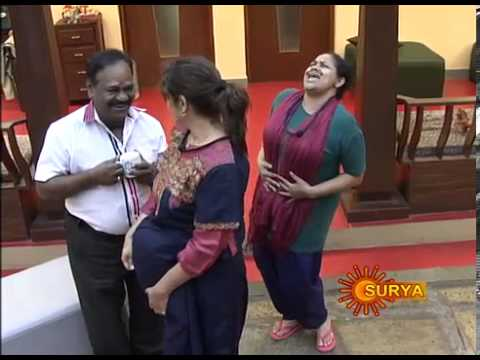 Super comedy skit in Malayalee House