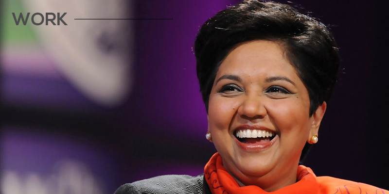 Indra Nooyi morning schedule