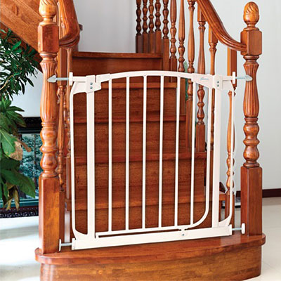 Baby Gates The Ultimate Guide To Baby Proofing Stairs