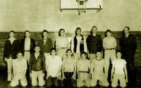 Hondo, Texas High School 1945 Basketball Team