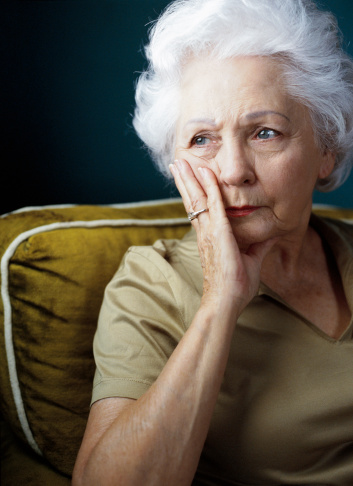 The elderly and nursing home abuse