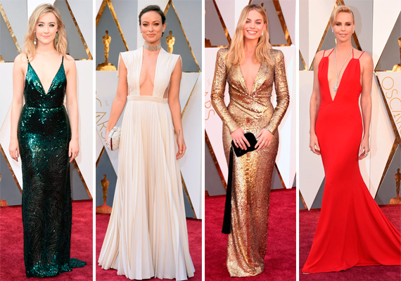 Oscars 2016 plunges