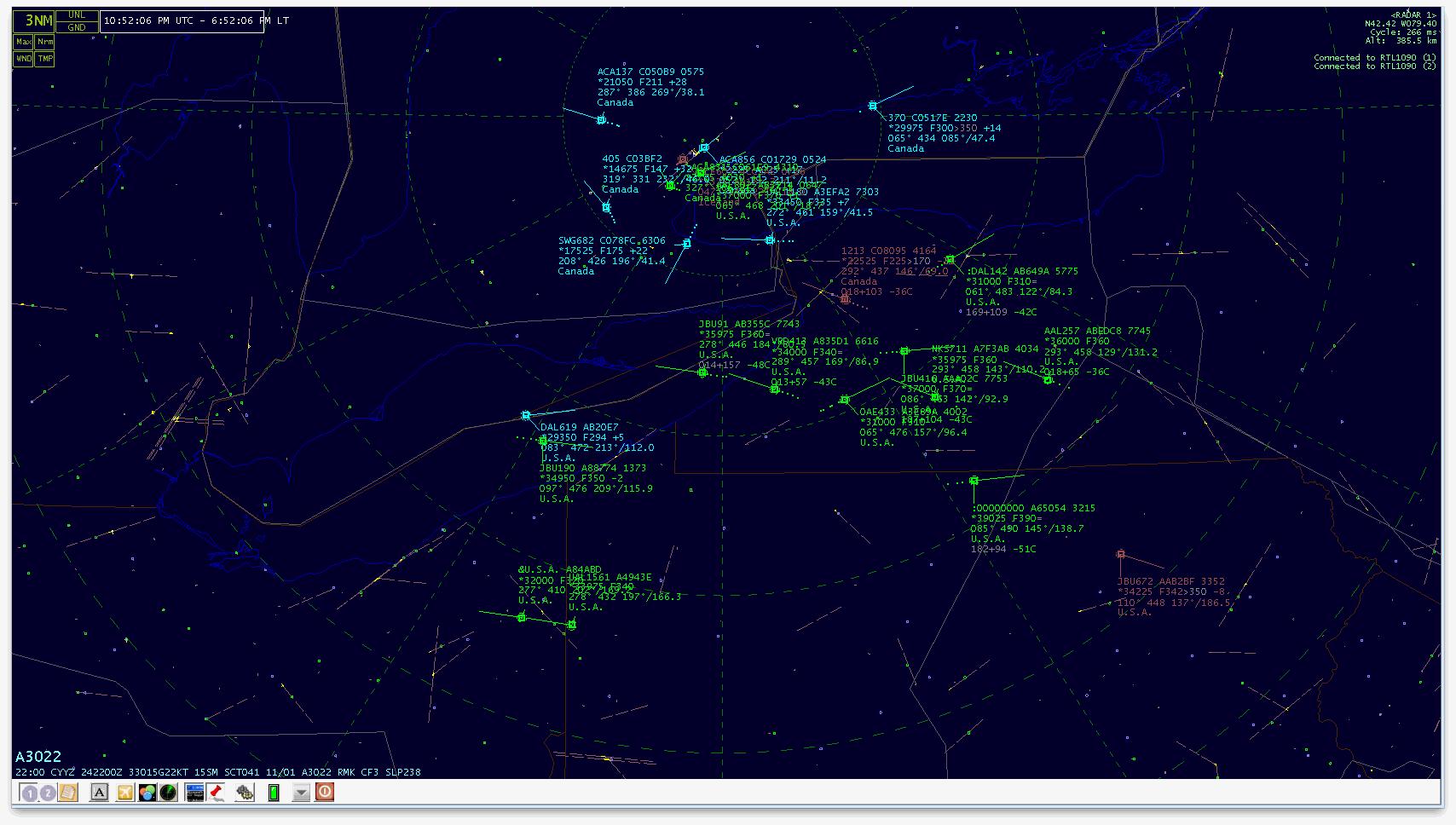 Globe-S Screenshot