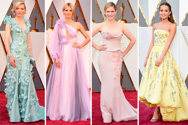 Oscars 2016 spring waves