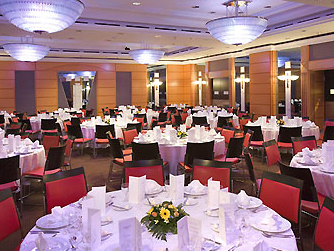 Restaurant in Sofitel Budapest Luxury Hotel in Hungary