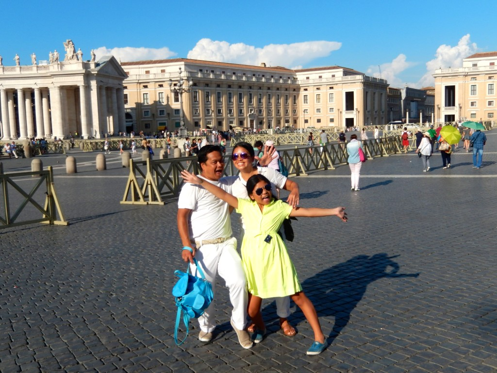 How to Backpack in #Style as a family in Italy via @DishOurTown #familytravel