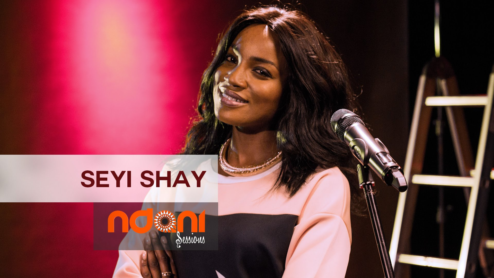 """Seyi Shay Performs """"Right Now"""""""