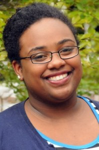 LaSara Johnson, GIS Staff Assistant