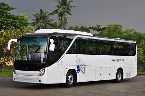 Xe Hyundai Universe 45 cho cho thue tai Tp. Ho Chi Minh