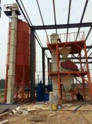 全自动型干粉砂浆生产线