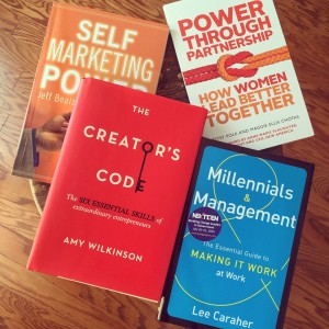 YGL NYC reading list from Next Gen