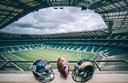 PHOTOS: Twickenham Prepares for Rams