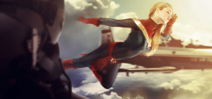 Cool Cosplay: Captain Marvel