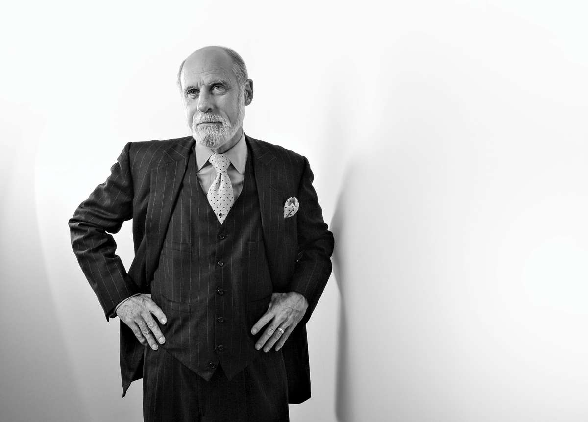 The internet has become one of the motor by Vint Cerf Like Success