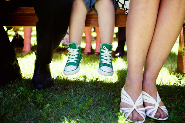 Luxurious Mexico Inspired Style Shoot - 7 green converse kids wedding