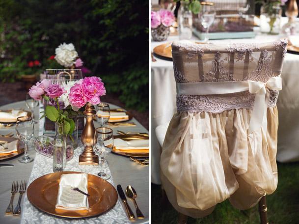 pink gold vintage wedding photoshoot (15)
