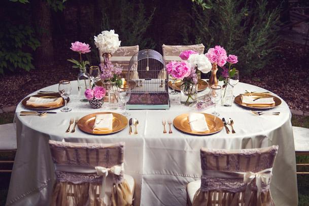 pink gold vintage wedding photoshoot (13)