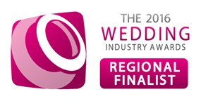 Wedding Industry Awards Finalist Logo