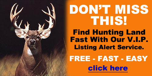 hunting land for sale in wi