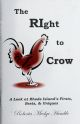 Photo cover of The RIght to Crow