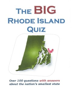 Big RI Quiz booklet cover