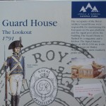 Guard House sign