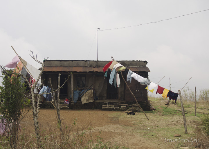 Большая стирка в Черапунджи