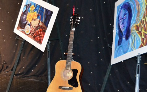 Coffee House serves as talent outlet for students and staff
