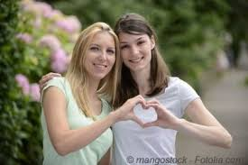 coppia lesbica