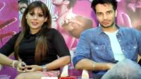 Reeth Mazumdar & Johnny Baweja talks about their sizzling chemistry in A Scandal!