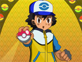 Ash Ketchum Dress Up