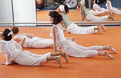 女人什麼時候練瑜伽最好