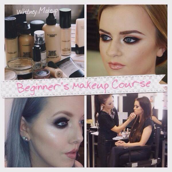 professional makeup lessons from makeup artist