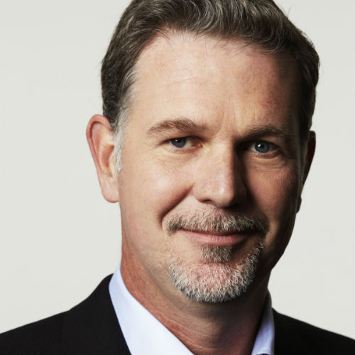 Reed Hastings - CEO, Netflix