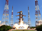 Indian Space Research Organisation launches record 20 satellites from Sriharikota