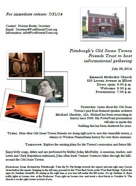 2014-07 POST Final Press Release