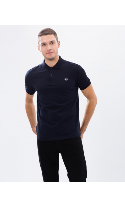 Fred Perry Polo M6000 blue Navy slim fit