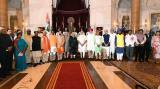 Modi cabinet reshuffle: What ministries the new joinees�got