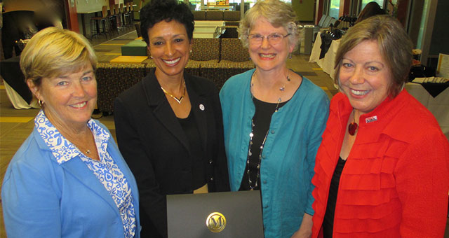 'Ville Receives YWCA Archives