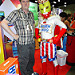 It's the Hi-Chew King, and I met him!