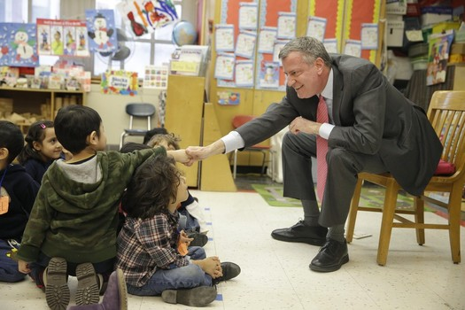 NYC welcomes fewer children into G&T Kindergarten