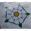 Yorkshire Rose Sticker - Special