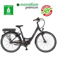 Prophete Navigator 6.7 enovation premium 28 Alu City E-Bike